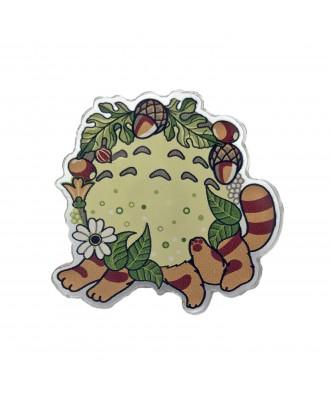 Pin Totoro