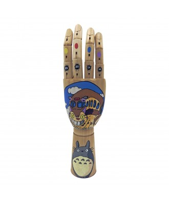 Hand Painted wooden hand...
