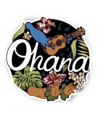 Limited edition Ohana vinyl...