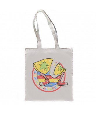 Blow me to Bermuda tote bag...