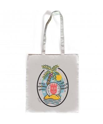 Wilson Cast Away tote bag...
