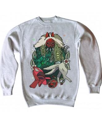 Mononoke sweatshirt by la...