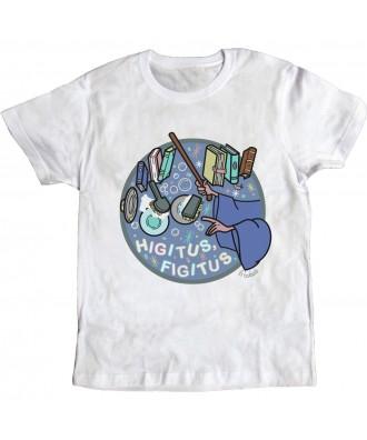 Camiseta blanca Higitus...