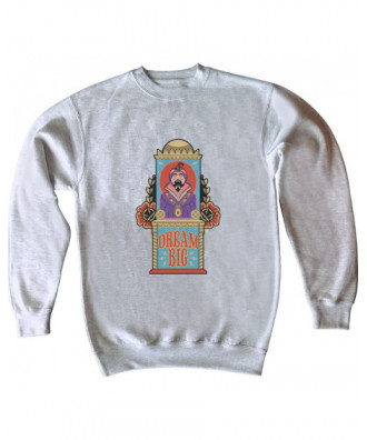 Zoltar Dream Big sweatshirt...