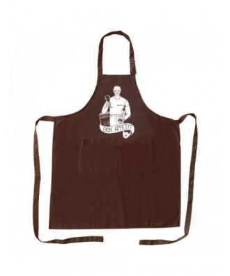Bon Appétit apron by la...