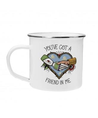 You've got a friend in me...
