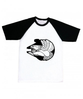 Falcon T-shirt by la barbuda