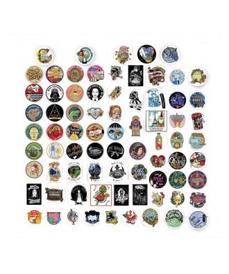 Stickers by la barbuda