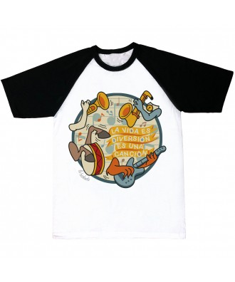 Camiseta Trotamúsicos