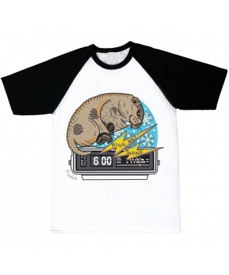 Camiseta Marmota