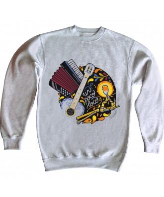 Un poco loco sweatshirt by...