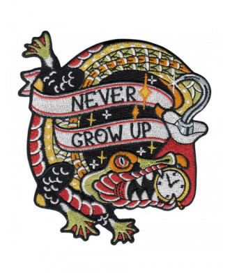 Never Grow Up Hook patch by...