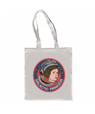 Galactic Princess tote bag...