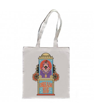 Zoltar Dream Big tote bag...