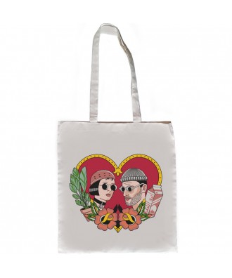 Leon and Mathilda tote bag...
