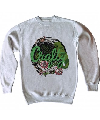 Sudadera Manostijeras Crafty