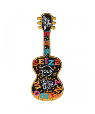 Parche guitarra Seize your...