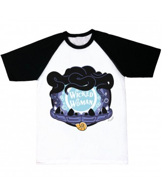 Wicked Woman Ursula T-shirt...