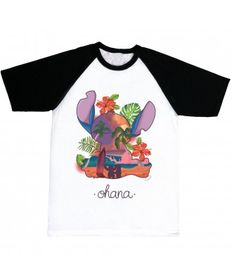 Ohana T-shirt by la barbuda
