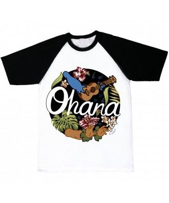 Ohana means family T-shirt...