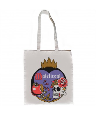 Maleficent tote bag by la...