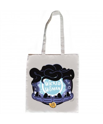 Wicked Woman Ursula tote...
