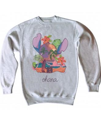 Ohana sweatshirt by la barbuda