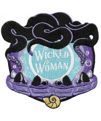 Wicked Woman Ursula patch...