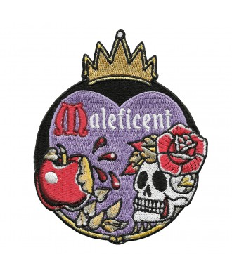 Maleficent patch by la barbuda