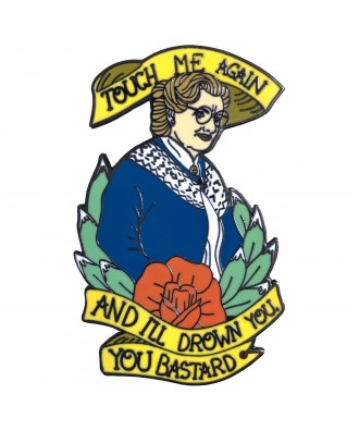 Touch me again pin