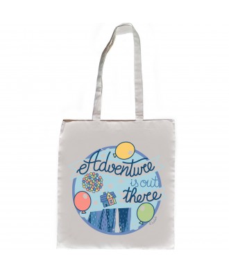 Adventure is out there bolso
