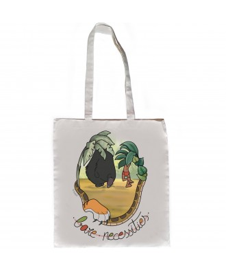 Bare necessities tote bag...