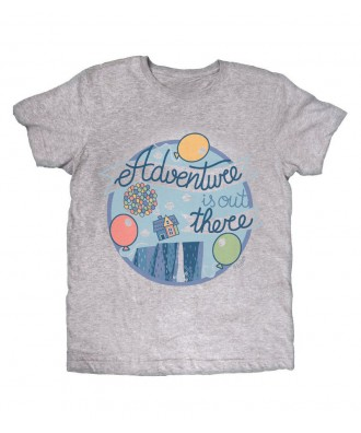 Adventure is out there Up...