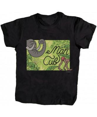 Man Cub Jungle black...