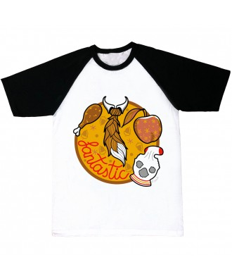 Fantastic Fox T-shirt by la...