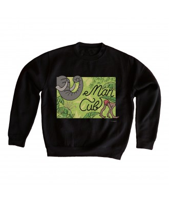 Man Cub jungle sweatshirt...