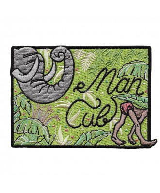 Man Cub Jungle patch by la...