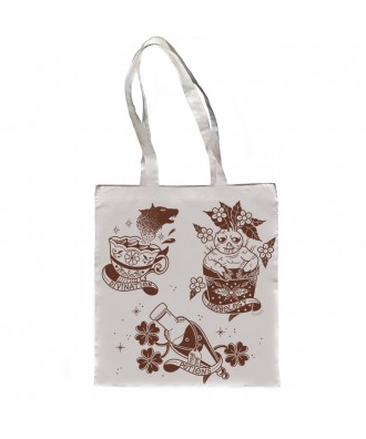 Magic Subjects tote bag by...