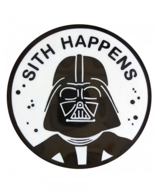 Sith Happens pin by la barbuda