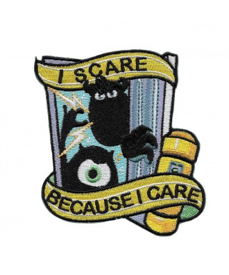 Parche I scare because I...