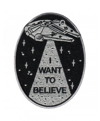 I Want to Believe patch by...