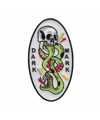 Dark mark patch by la barbuda