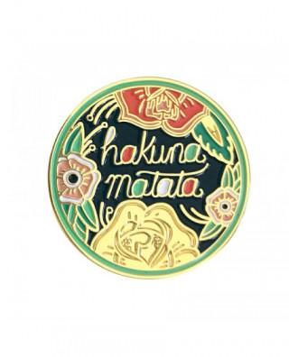 Hakuna Matata lapel pin by...