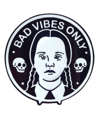 Bad Vibes Only pin by la...