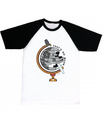 That's no Moon T-shirt by...