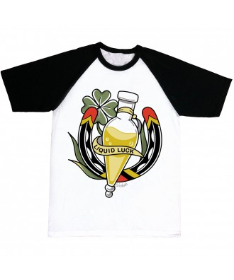 Liquid luck Felicis T-shirt...