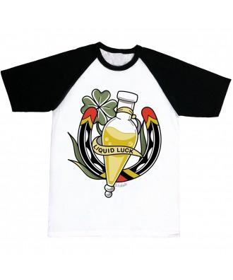Liquid luck Felicis T-shirt...