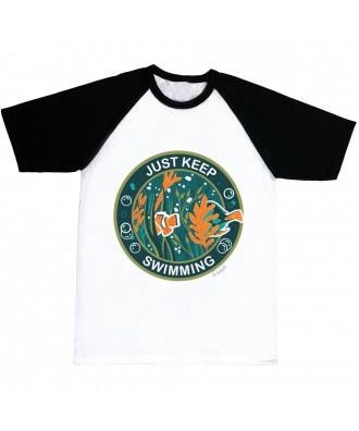 Just keep swimming T-shirt...