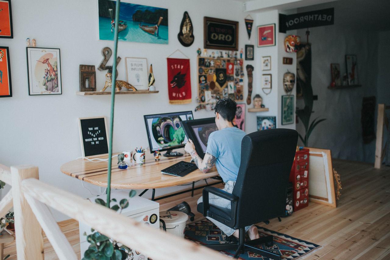 HULA: the studio