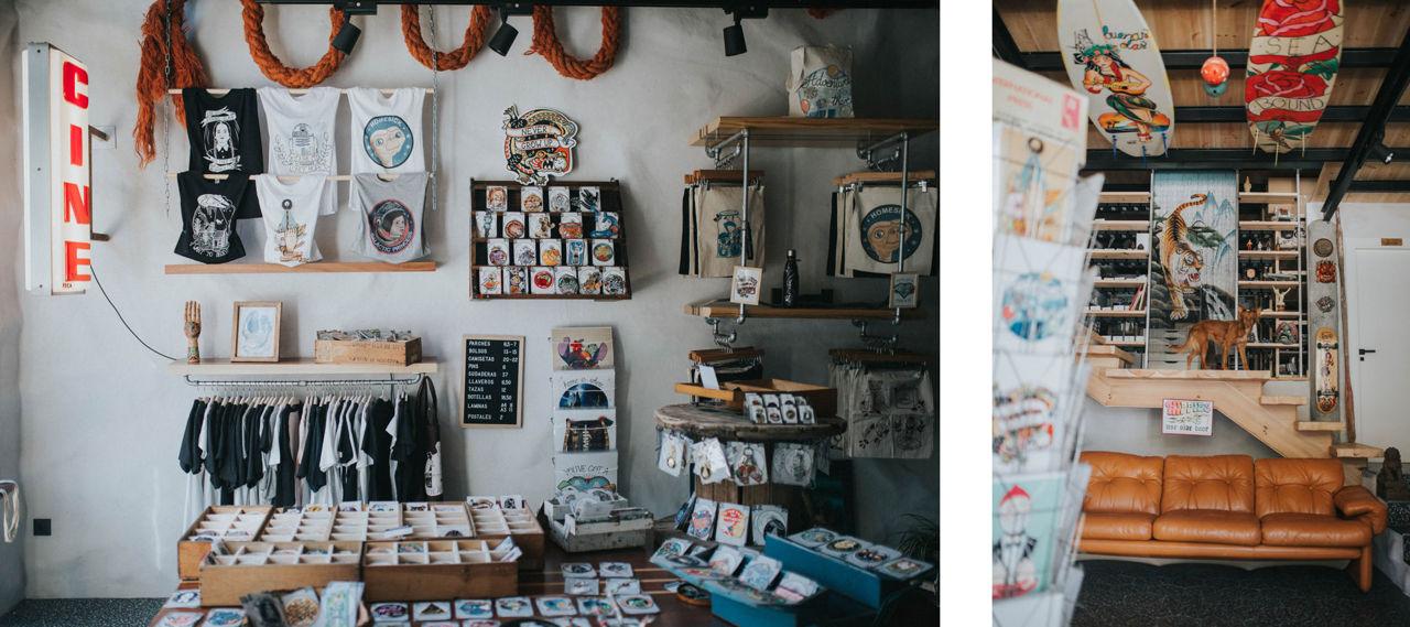 HULA: the shop